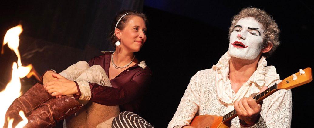 Das Gauklermärchen | Theater ecce