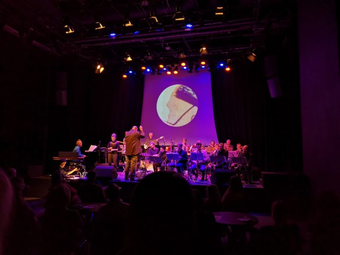Sebastian im Traum | Big Band Projekt