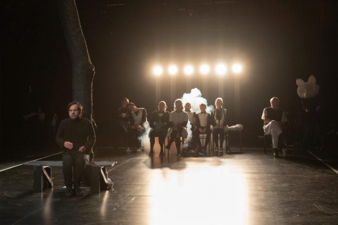 DOGVILLE: Ensemble