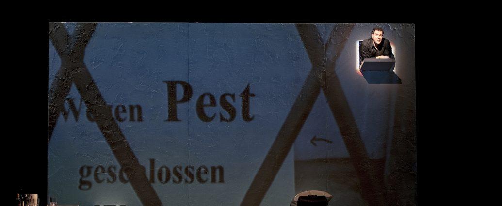 """Die Pest"" Christoph Wieschke © Christina Canaval"