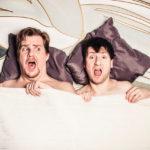 Zwei Männer ganz nackt | OFF Theater
