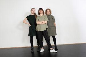 Cornelia Böhnisch, Katharina Schrott, Karin Bitterli 2020 (c) Studio Fjeld