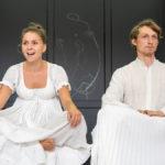 Der neue Menoza | Patricial Unger, Skye MacDonald (c) Tobias Witzgall